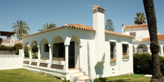 2 Bed Villa – Detached in Marbesa