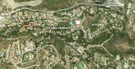 0 Bed Plot in San Pedro de Alcántara
