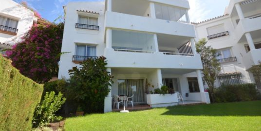 2 Bed Apartment – Ground Floor in Riviera del Sol