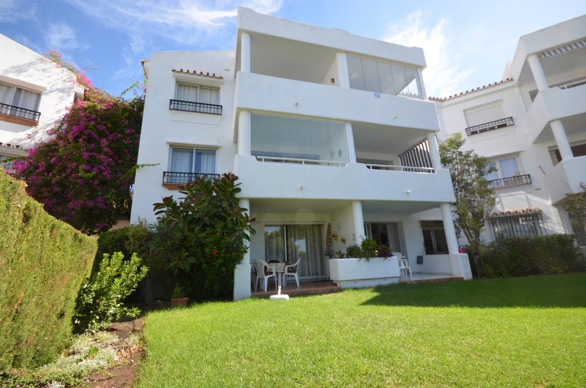 2 Bed Apartment – Ground Floor in Riviera del Sol