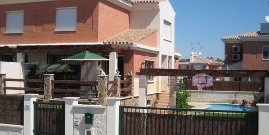 4 Bed Villa in Churriana