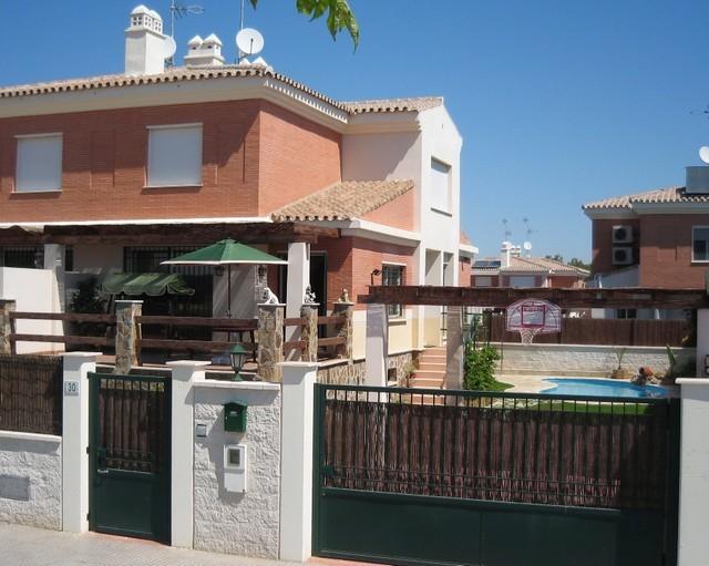 4 Bed Villa in Churriana