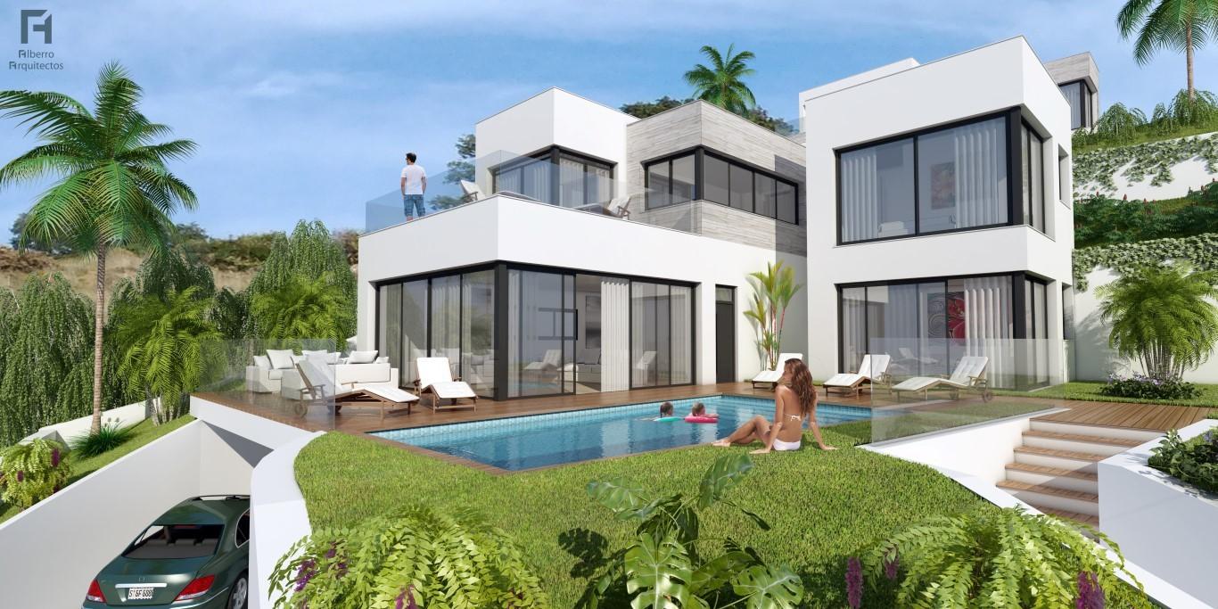 3 Bed Villa – Detached in Mijas
