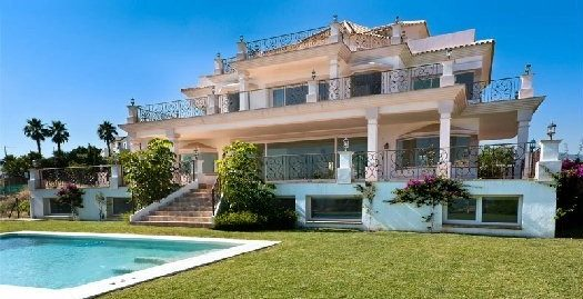 6 Bed Villa in Cancelada