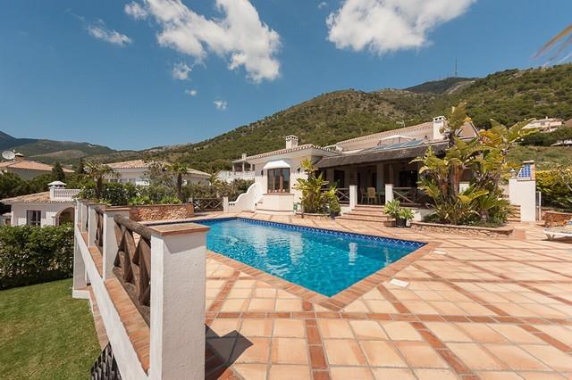 4 Bed Villa in Mijas Costa