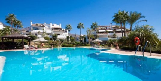4 Bed Apartment in Marbella