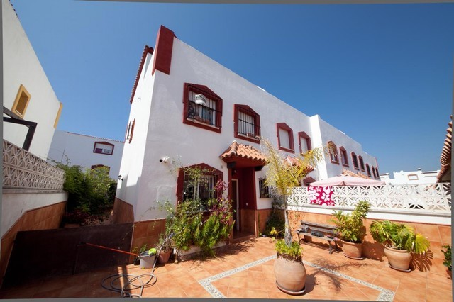 4 Bed Townhouse in Marbella