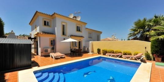 3 Bed Villa in Alhaurin Golf