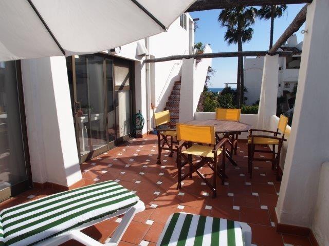 1 Bed Apartment in Estepona