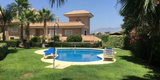 4 Bed Townhouse in Manilva