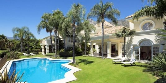 7 Bed Villa in Marbella