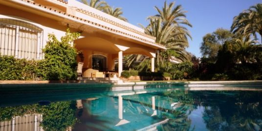 4 Bed Villa in Los Monteros