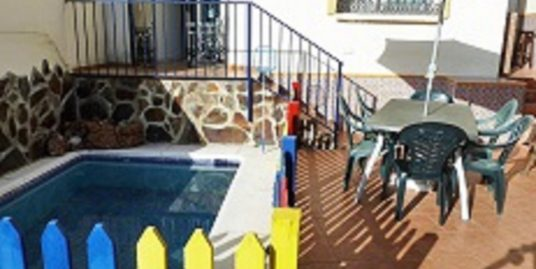 4 Bed Townhouse in Torrequebrada