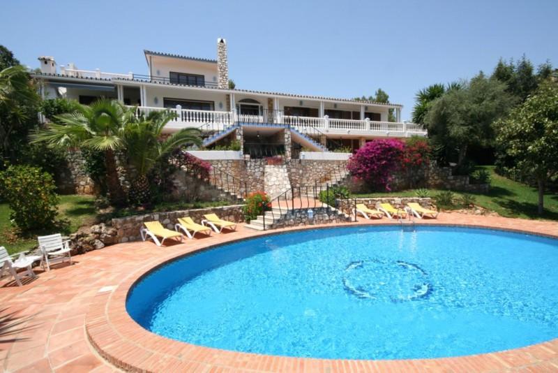 6 Bed Villa in Campo Mijas