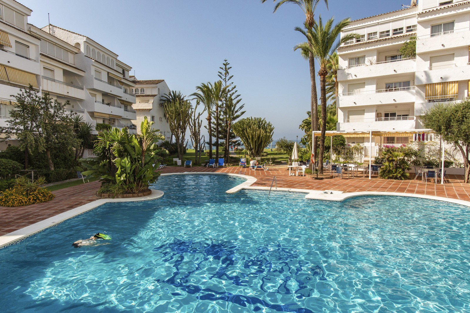 3 Bed Apartment in Marbesa