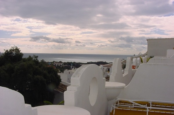 2 Bed Townhouse in Las Chapas