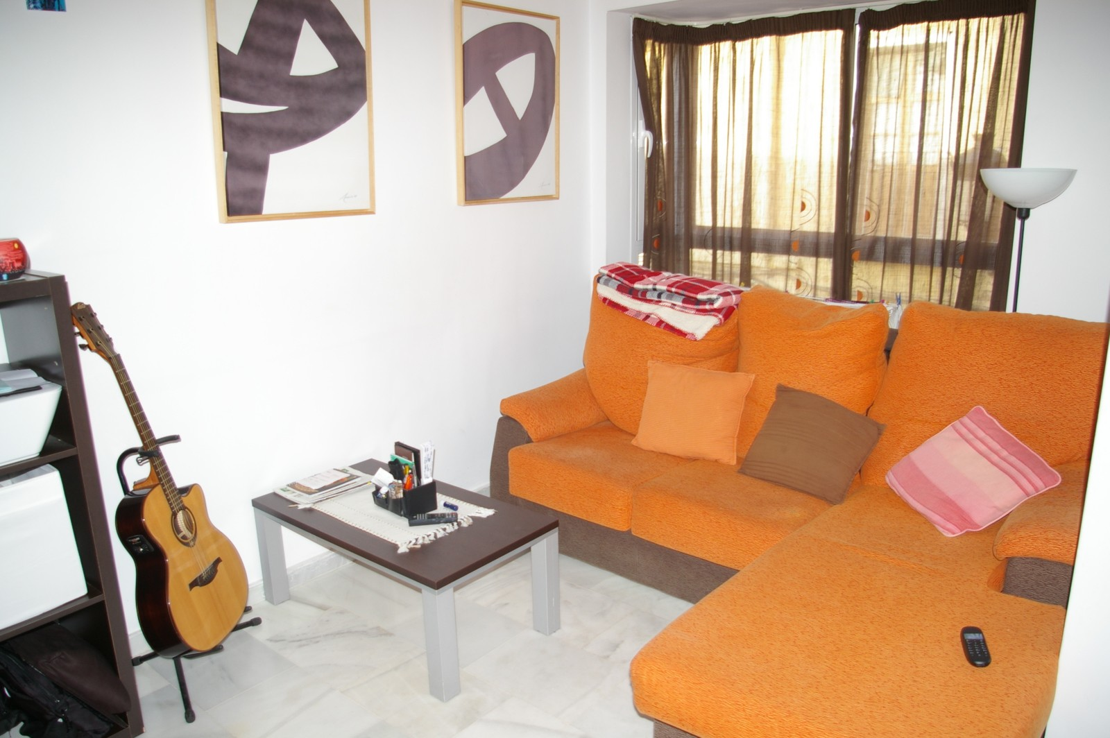 1 Bed Apartment in Malaga Centro