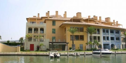 3 Bed Apartment in Sotogrande Marina