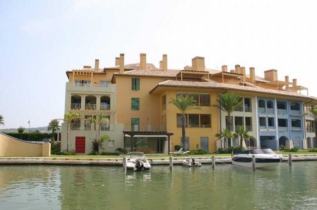 3 Bed Apartment in Sotogrande Marina