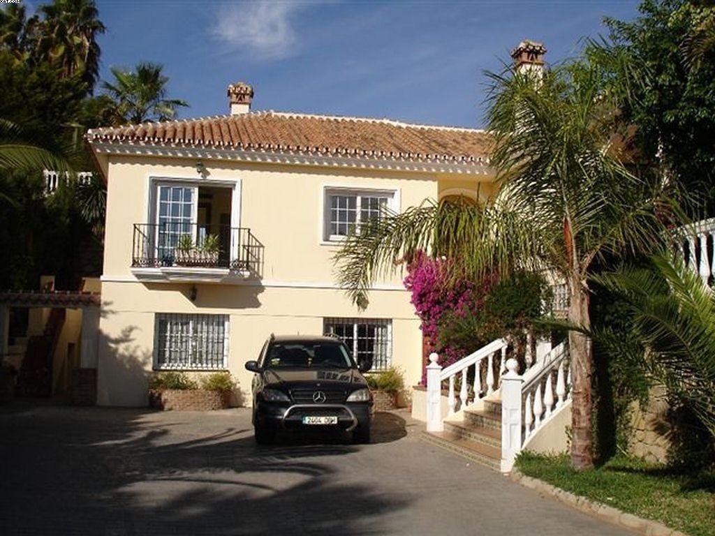 5 Bed Villa in La Cala de Mijas