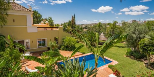3 Bed Villa in Benahavís