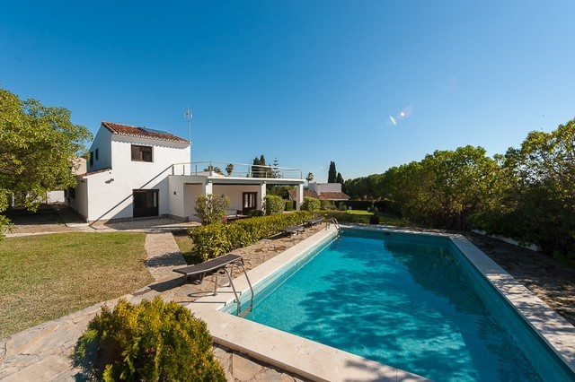10 Bed Villa in Torremolinos