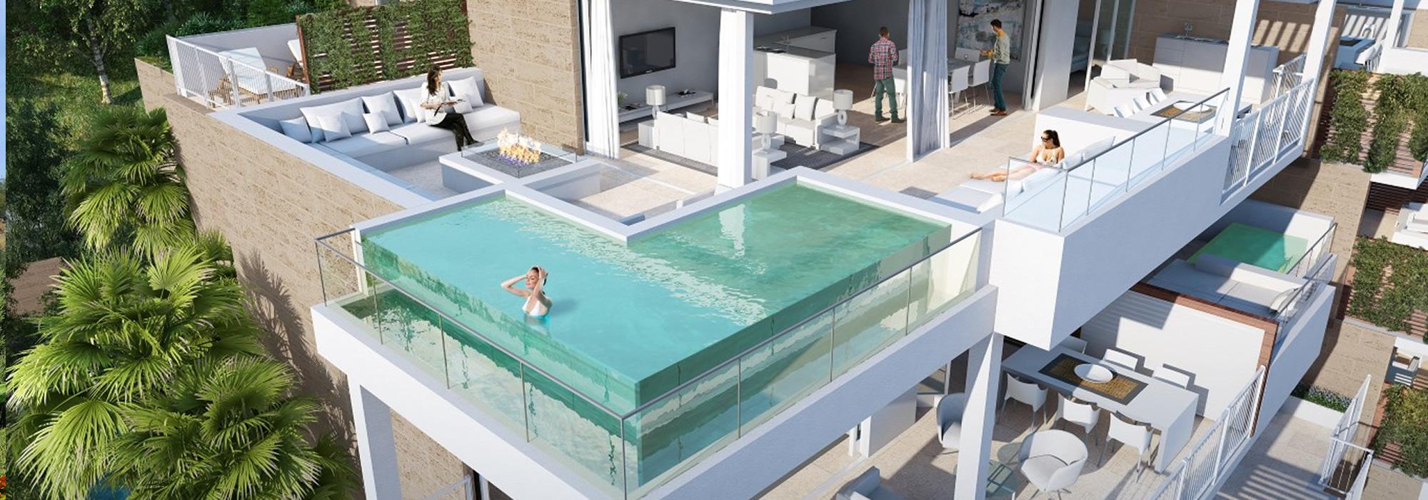 Luxury Penthouse's