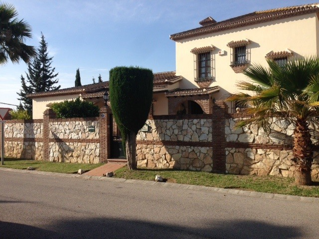 4 Bed Villa in Mijas Golf